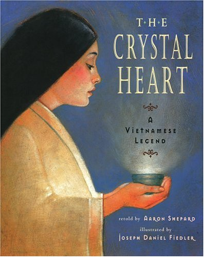 The Crystal Heart by Aaron Shepard