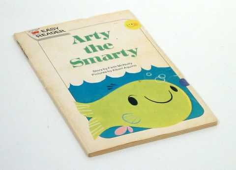 Arty The Smarty by McNulty
