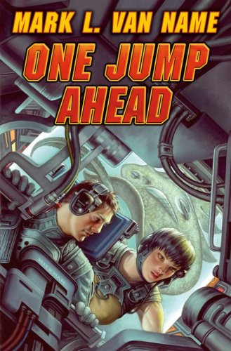 One Jump Ahead (Jon & Lobo, #1)