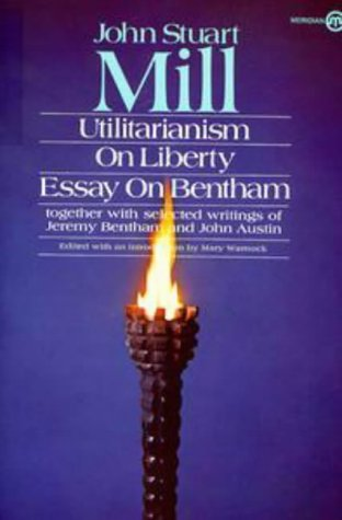 mills essay on liberty This paper examines john stuart mill's essay on liberty and its implications for public administration the paper discusses mill's apprehensions regarding the tyranny of social opinion, his embrace of political and social contestation and of diverse forms of individual self- realization or autonomy, and his arguments for the.