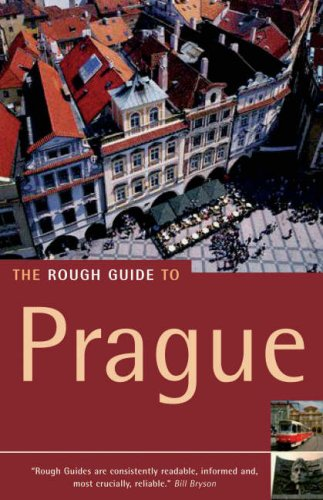 The Rough Guide to Prague (Rough Guide Travel Guides)