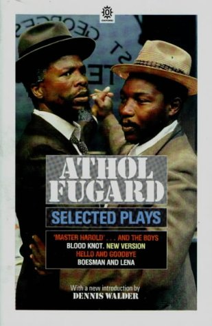 Free download Selected Plays FB2 by Athol Fugard