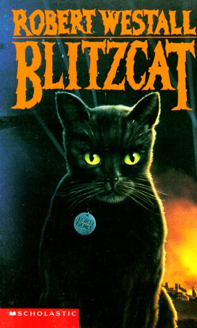 Blitzcat by Robert Westall