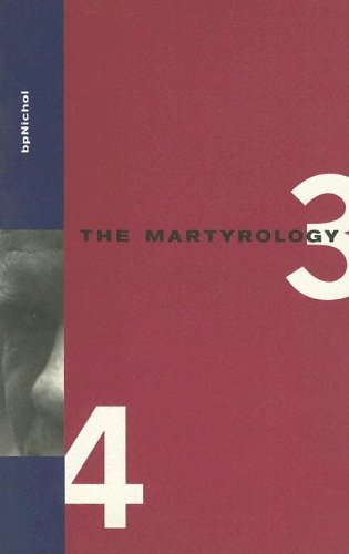 The Martyrology: Books 3 & 4