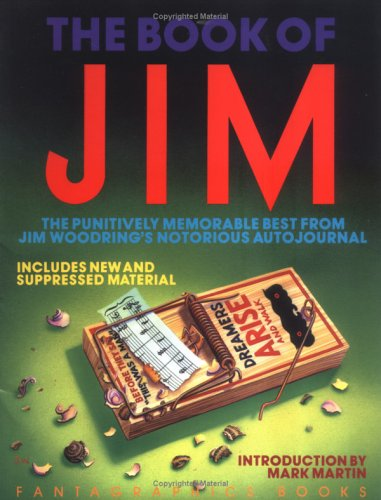 The Book of Jim by Jim Woodring