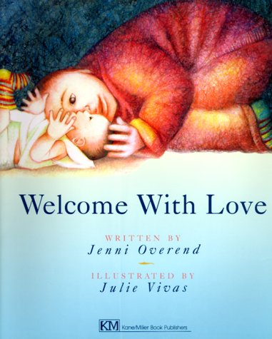 Welcome with Love by Jennifer Overend Prior