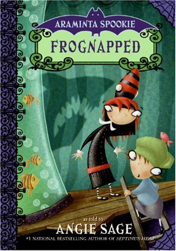 Frognapped by Angie Sage