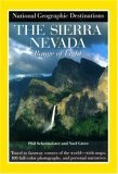 National Geographic Destinations, the Sierra Nevada (NG Destinations)