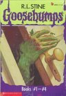 Goosebumps, Books 1-4 by R.L. Stine