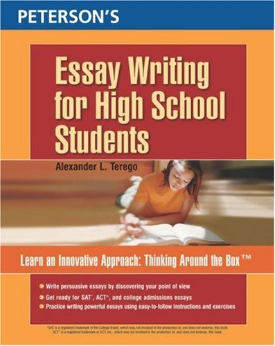essay titles for high school students