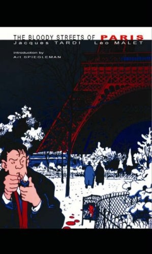 Bloody Streets of Paris by Léo Malet