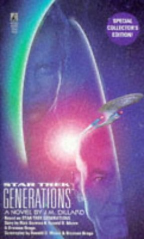Star Trek Generations by J.M. Dillard
