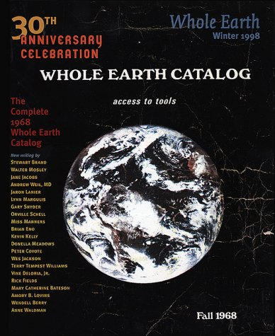 Original Whole Earth Catalog, Special 30th Anniversary Issue (Whole Earth Catalog)