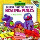 Resting Places: with Lovable, Furry Old Grover (Pictureback(R))