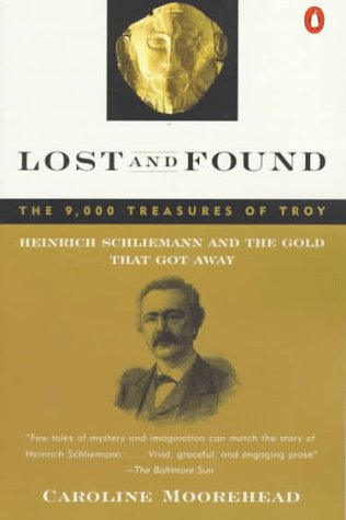 Lost and Found by Caroline Moorehead