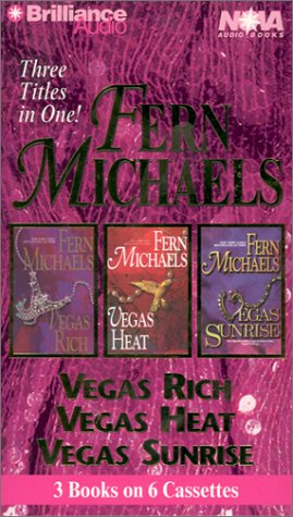 Fern Michaels Vegas Trilogy: Vegas Rich, Vegas Heat, Vegas Sunrise