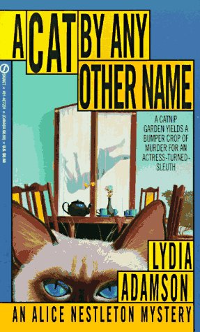 A Cat By Any Other Name (Alice Nestleton, #5)