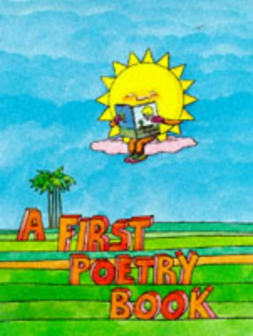 A First Poetry Book by Chris Orr