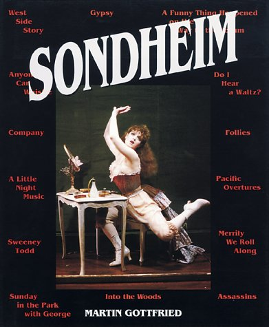 Sondheim by Martin Gottfried