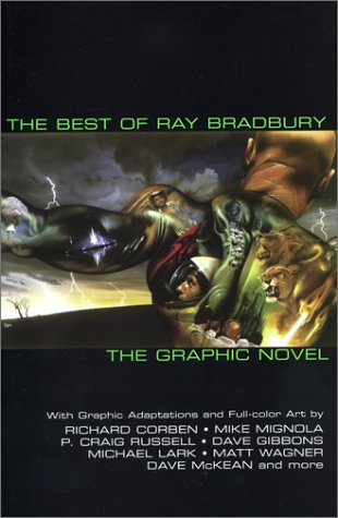 The Best of Ray Bradbury: The Graphic Novel