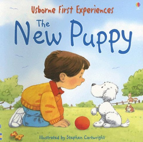 Usborne First Experiences The New Puppy (First Experiences)