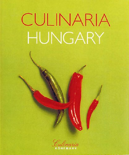 Culinaria Hungary by Aniko Gergely