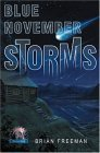 Blue November Storms (Cemetery Dance Novella Series, #14)