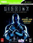 The Chronicles of Riddick: Escape From Butcher Bay (Prima's Official Strategy Guide)