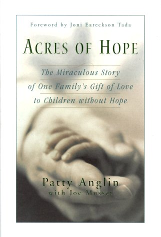 Acres of Hope by Patty Anglin