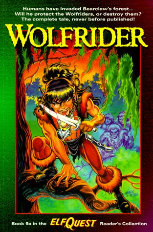 Wolfrider! by Wendy Pini