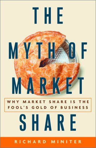 The Myth of Market Share by Richard Miniter