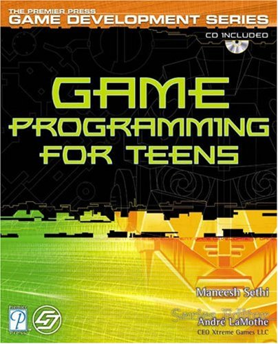Game Programming For Teens Provides 49