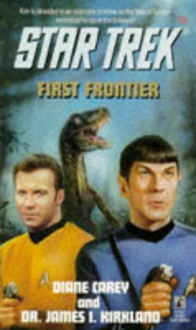 First Frontier by Diane Carey
