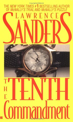 The Tenth Commandment Lawrence Sanders epub download and pdf download