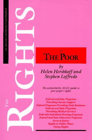 The Rights of the Poor by Helen Hershkoff