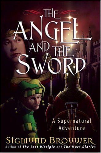The Angel and the Sword (The Guardian Angel #2)