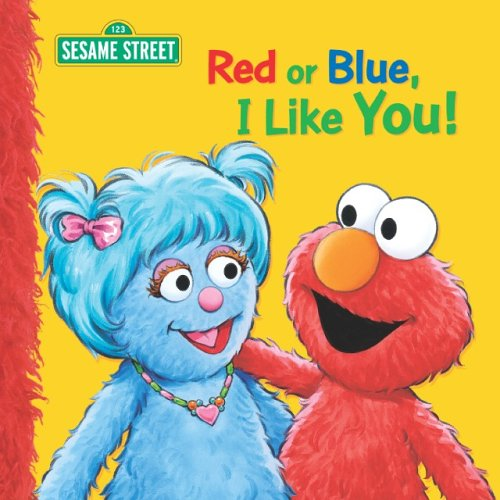 Red or Blue, I Like You