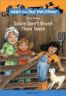 Goats Don't Brush Their Teeth - Op