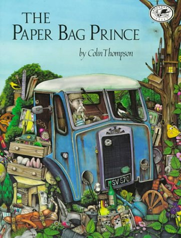 The Paper Bag Prince (Dragonfly Books)