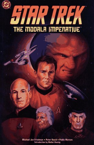 The Modala Imperative by Michael Jan Friedman