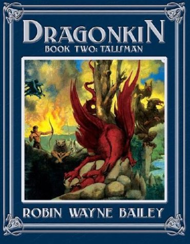 Dragonkin, Book 2: Talisman