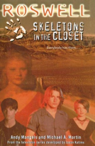 Skeletons in the Closet (Roswell #2)
