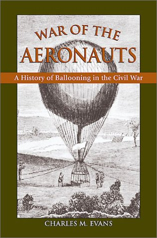 War of the Aeronauts by Charles M. Evans