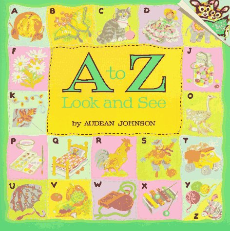 A to Z by Audean Johnson