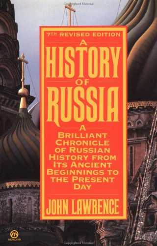 The History of Russia by John T. Lawrence