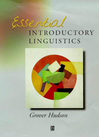 Essential Introductory Linguistics by Grover Hudson