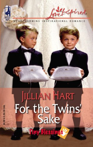 For the Twins' Sake by Jillian Hart
