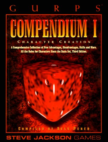 GURPS Compendium Vol. I by Sean Punch