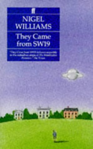 They Came From Sw19 by Nigel Williams