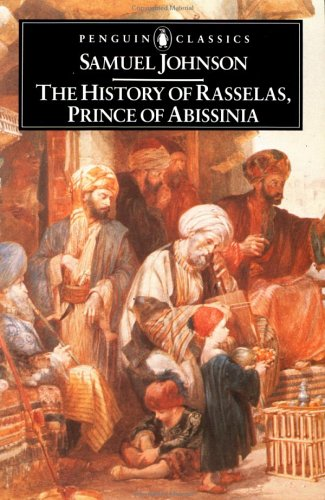 The History of Rasselas, Prince of Abissinia by Samuel Johnson